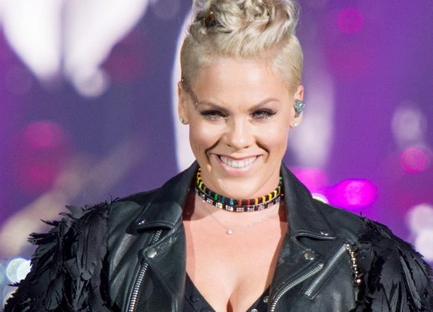 Pink Returns To The Stage