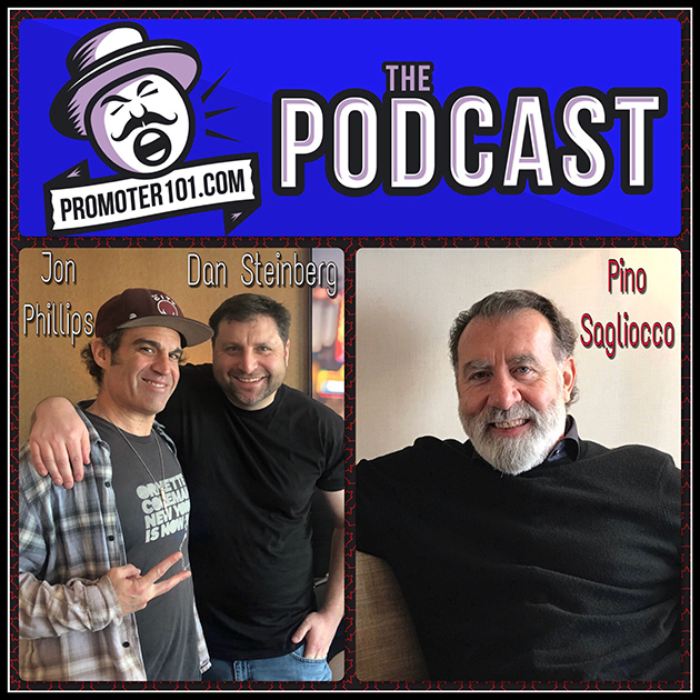 Episode #88: Silverback's Jon Phillips and Live Nation Spain's Pino Sagliocco