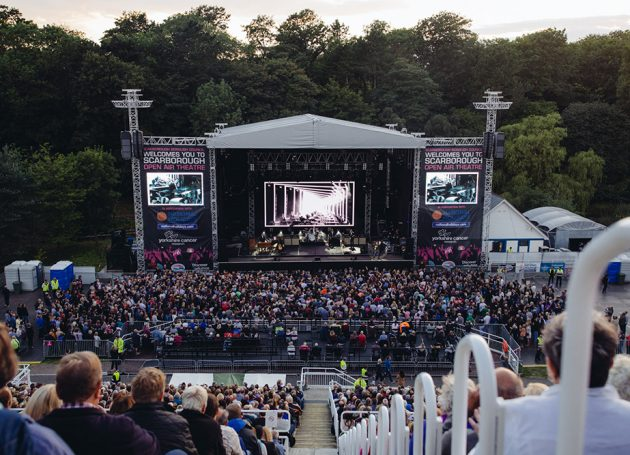 Scarborough Open Air Theatre Reports Record Box Office Ahead Of Summer Season