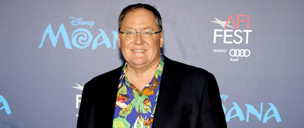 Pixar's John Lasseter To Exit The Studio Following Improper Conduct Allegations