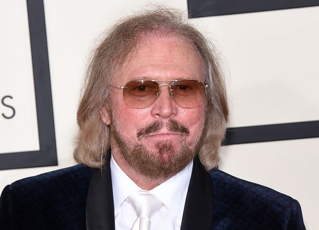 Barry Gibb Knighted