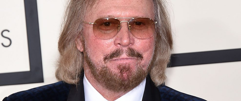 Sir Barry Gibb Signs With CAA