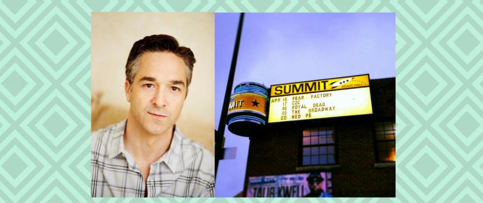 Live Nation's Ben Weeden Discusses Renovating Denver's Summit Music Hall