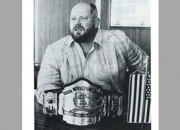 Wrestling Champ Vader Dies