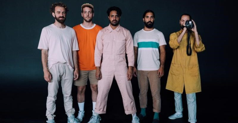 Young The Giant Announces New Dates, New Music