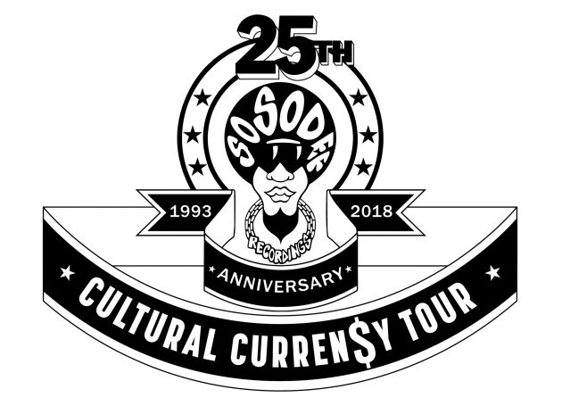 Jermaine Dupri Announces The So So Def 25th Anniversary CULTURAL CURREN$Y Tour