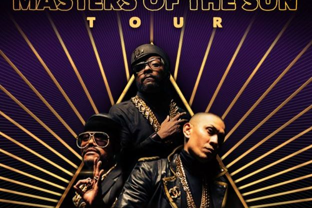 The Black Eyed Peas Announce 'Masters of The Sun' UK Tour