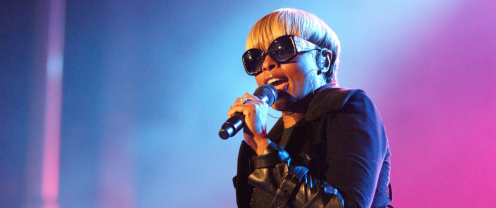 Mary J. Blige And Top Female Songwriters Come Together For ASCAP 'She Is The Music' Song Camp