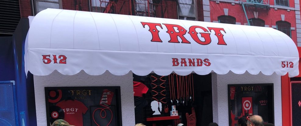 Target Serves Up CBGB Themed Marketing Fail On Opening Day In NYC's East Village
