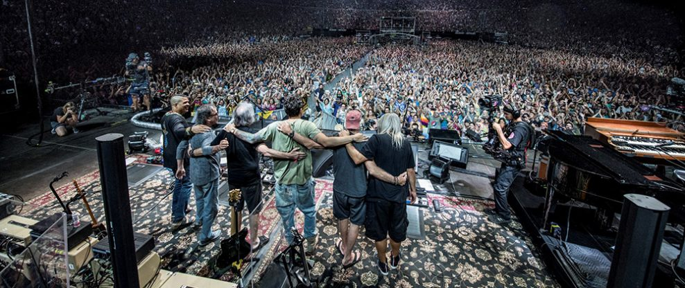 Dead & Company At Folsom