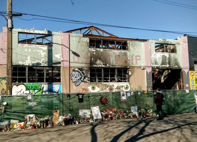 Ghost Ship Organizers to Accept Plea Deals In Deadly Warehouse Fire