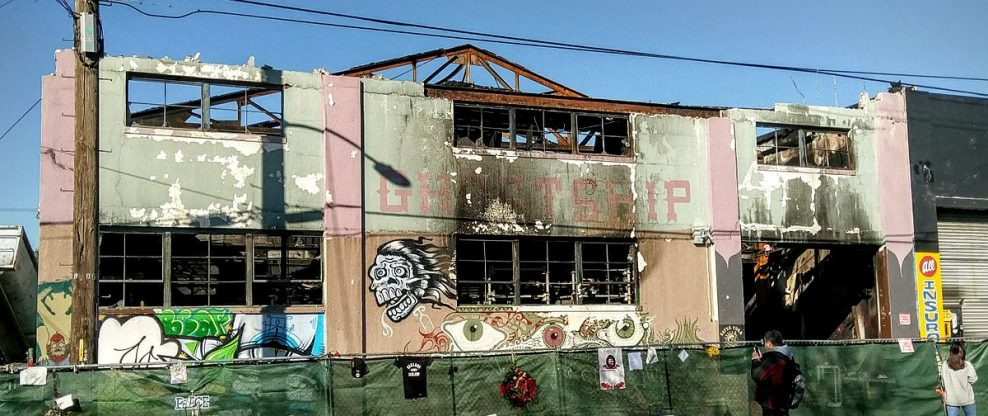 Sentencing Begins For 'Ghost Ship' Fire