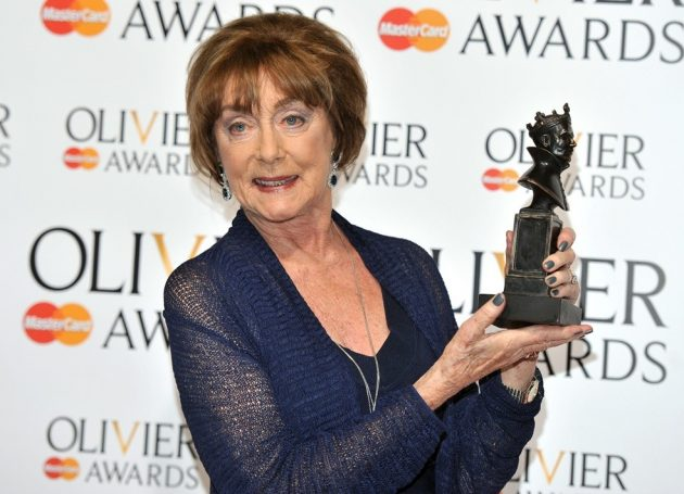 Choreographer Gillian Lynne Dies