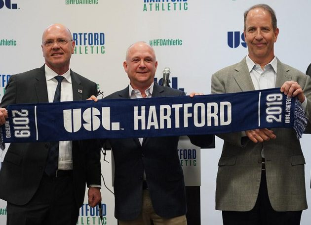 Stadium Refurb And USL Soccer Coming To Hartford