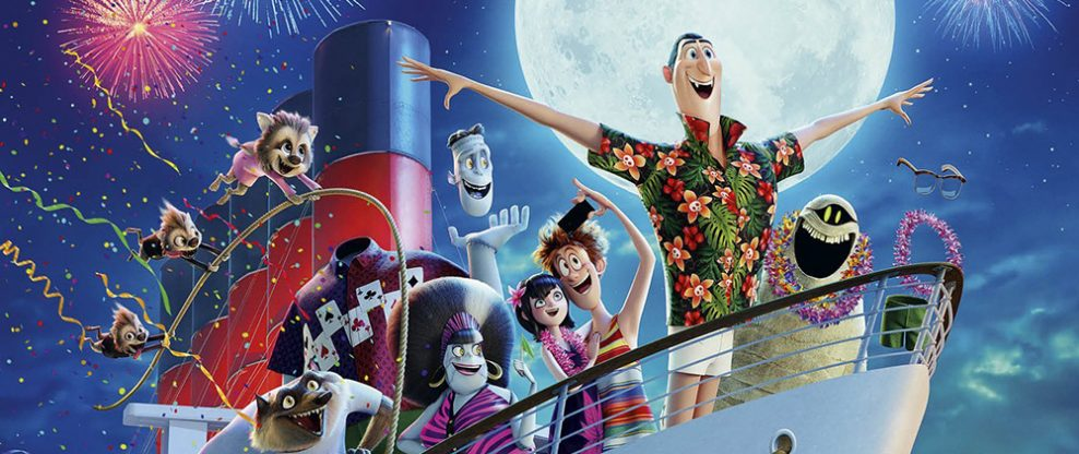 Hotel Transylvania 3: Summer Vacation Tops Weekend Box Office