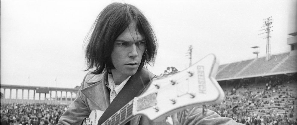 'A Star Is Born' Producer Bill Gerber Works To 'Restore' Neil Young To Woodstock