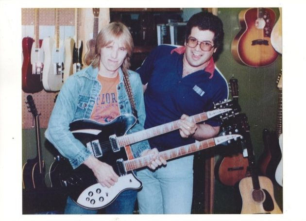 Norman's Rare Guitars Auctions Off Iconic Tom Petty Guitars and Memorabilia