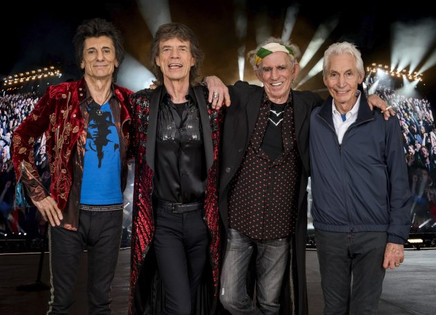 The Stones First New Orleans Concert In 25 Years Under Threat By Tropical Storm Barry