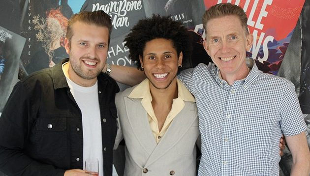 Reuben James Signs Worldwide Deal With Warner/Chappell
