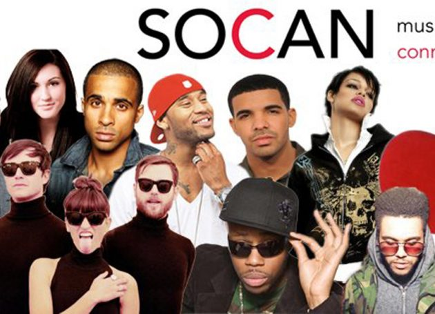Canada's SOCAN Acquires Reproduction Rights Organization SODRAC In New Deal