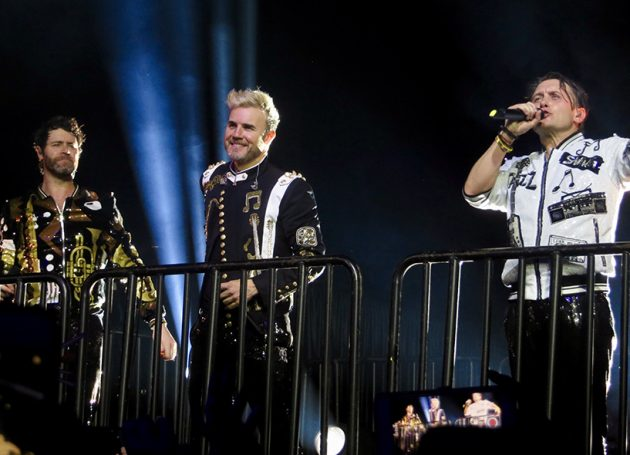 Take That To Play At Amazon 'Shopping Festival' Event