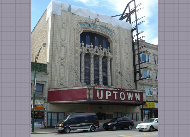 Jam Productions, City Of Chicago To Restore Historic Uptown Theatre