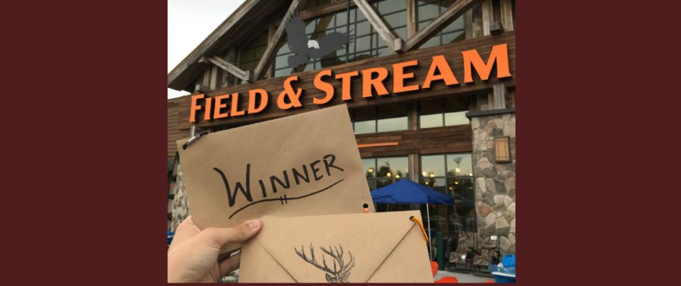 Jason Aldean Hides $500 VIP Tickets In Sporting Goods Store