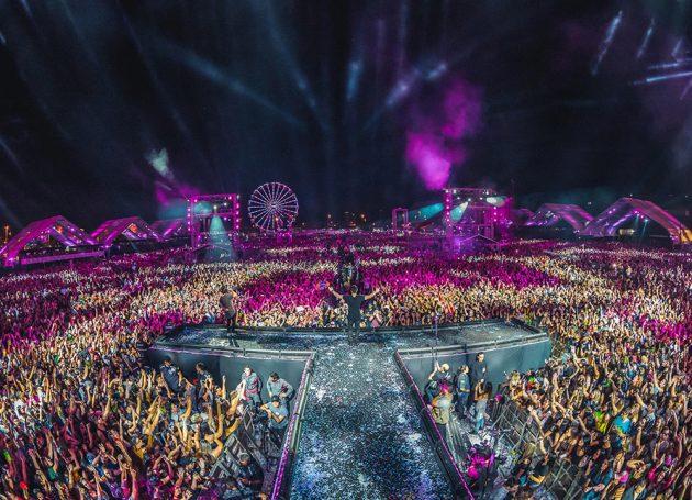The Villamix Festival In Brazil Draws More Than 110,000