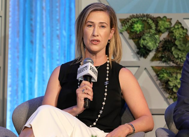 Paramount Television President Amy Powell Fired Over inappropriate Comments