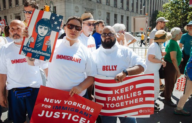 Belly Launches Campaign To Raise Awareness & Support For Immigrants and Refugees Worldwide