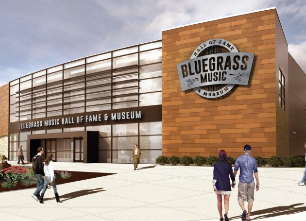 Bluegrass Music Hall Of Fame And Museum Prepares For October Debut