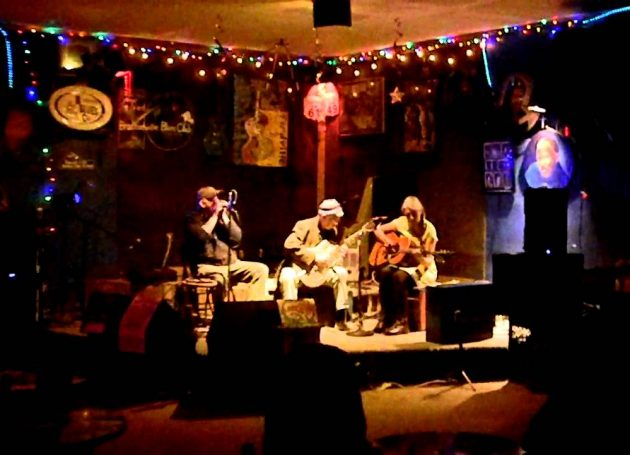 Florida's Bradfordville Blues Club Back In Action