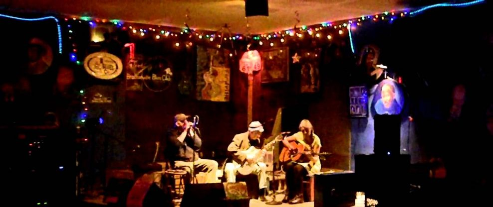 Florida's Bradfordville Blues Club Back In Action