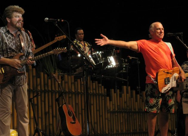 Jimmy Buffett Fans To Be Paid Back With 'Concert Cash'