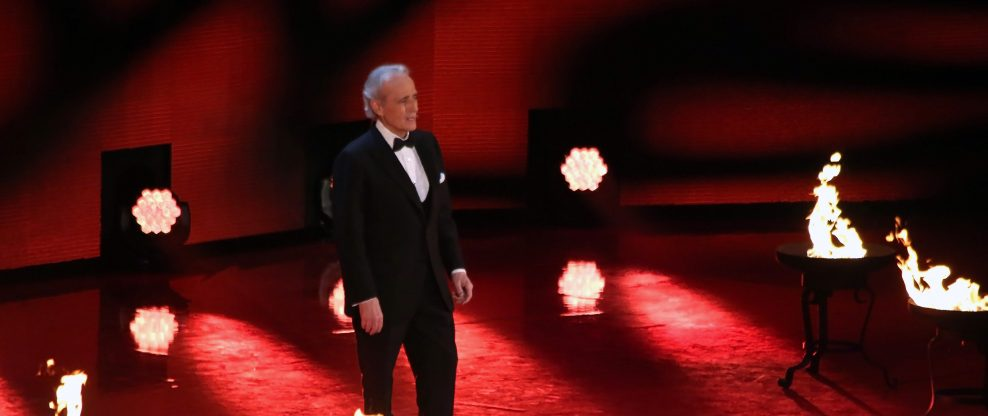 Jose Carreras Announces Farewell Tour