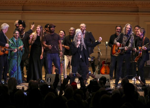 Patti Smith, Bob Weir To Headline Pathway To Paris Concert