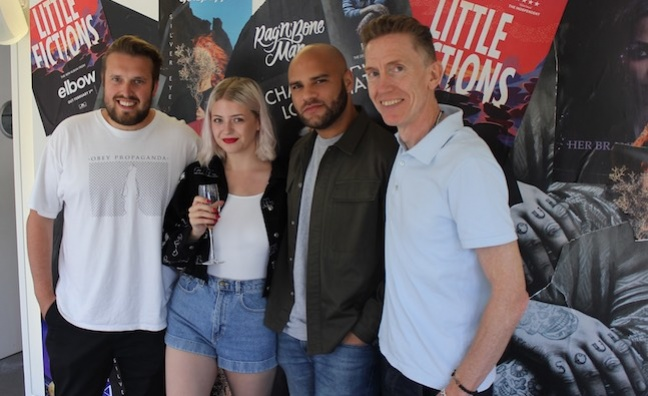 Warner/Chappell Music Signs Global Publishing Deal With Songwriter & Artist Kloe