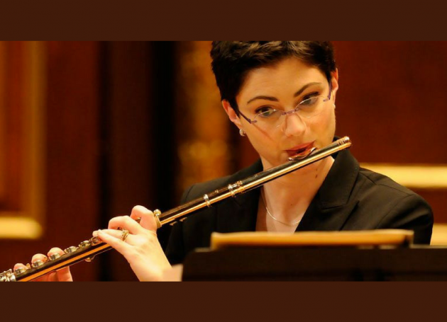 Principal Flutist Sues Boston Symphony Orchestra For Gender-Gap Pay Scale