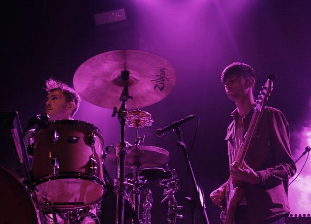 Glass Animals Cancels Shows After Drummer Hit By Truck