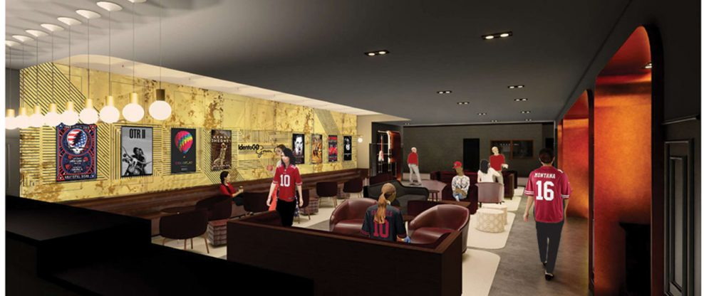 Levi's Stadium To Have New Hospitality Suite