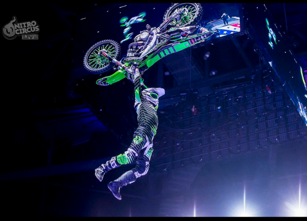 President Of Nitro Circus Becomes CEO