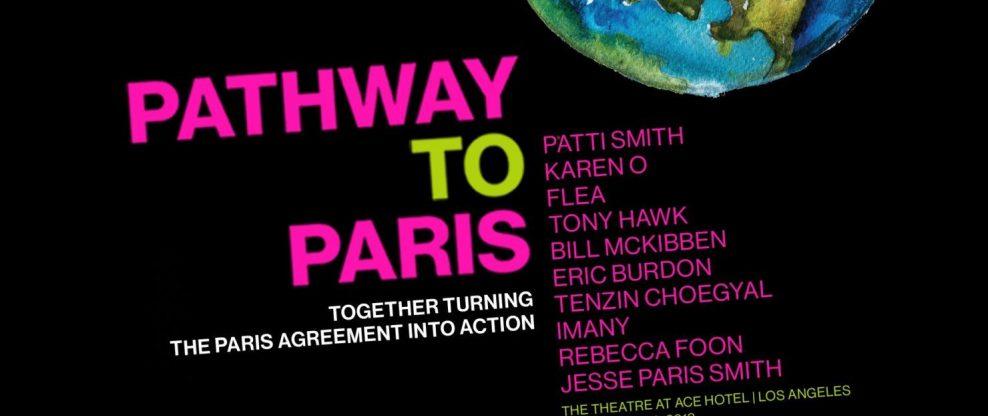 Karen O, Tony Hawk, Patti Smith & Flea To Headline Pathway To Paris Concert In LA