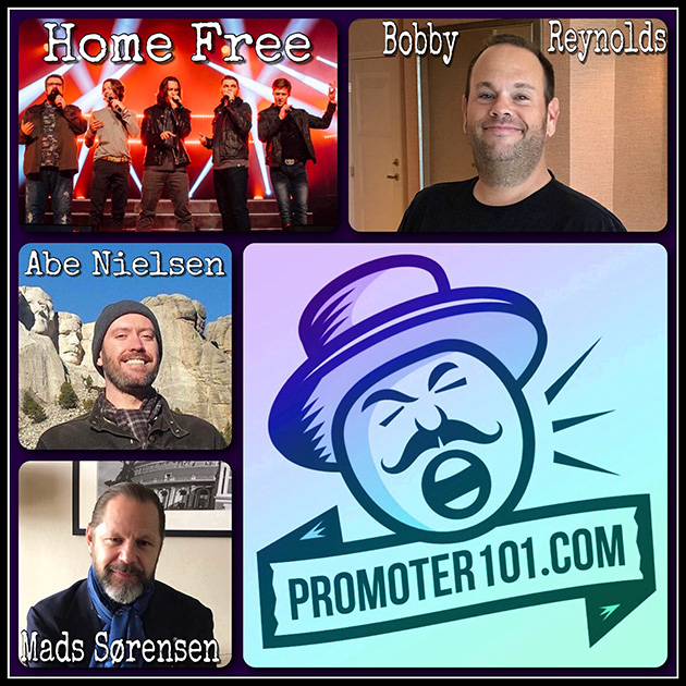 Episode #91: Beatbox Entertainment's Mads Sørensen and Home Free