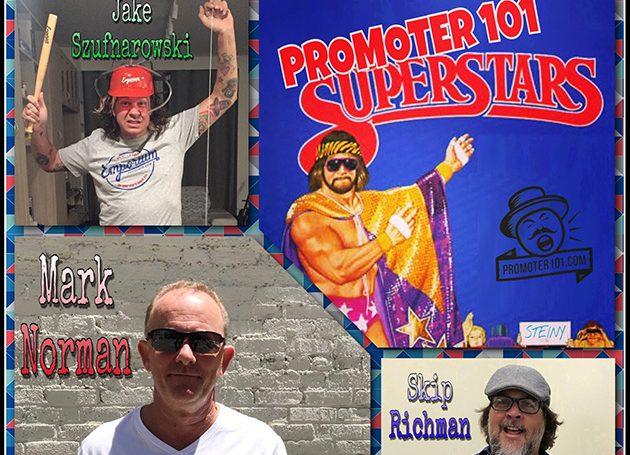 Episode #92: Concerts West AEG Present' Mark Norman & Tedeschi Trucks Band TM Skip Richman