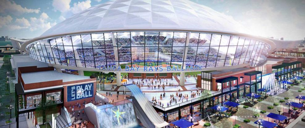 The Tampa Rays Unveil $900 Million Stadium Proposal