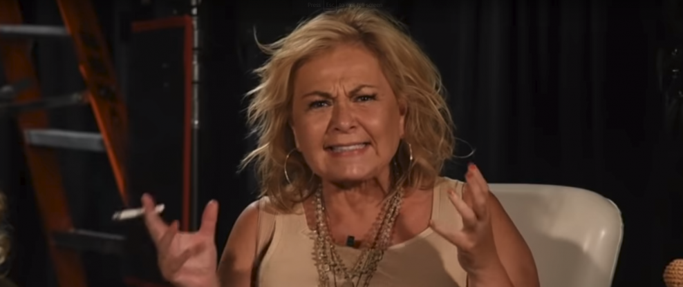 Roseanne: 'I Thought The B***ch Was White'