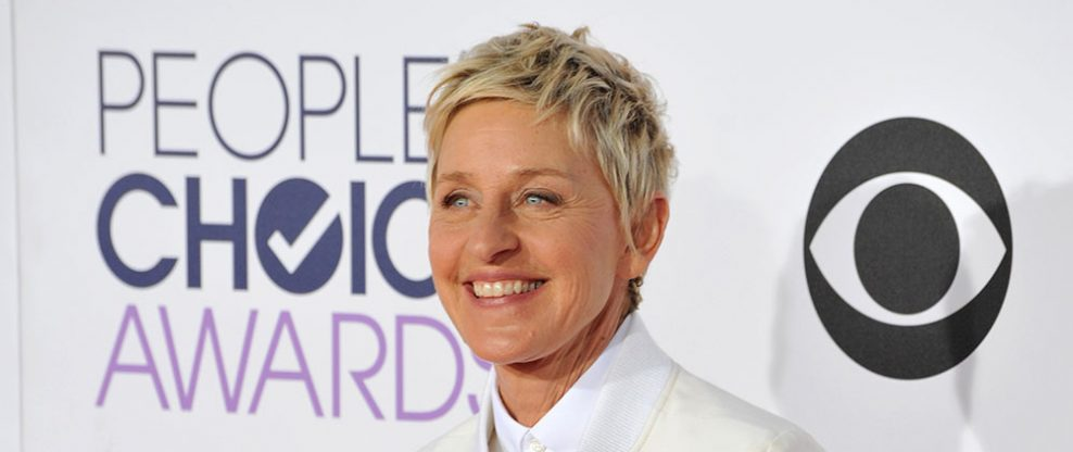 Ellen DeGeneres To Return To The Standup Stage With Brief Tour