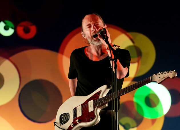 Radiohead Opens Free 'Public Library' Of Rare Tracks, Videos, More