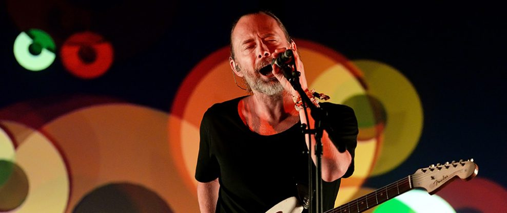 Radiohead's Emotional Return To Toronto