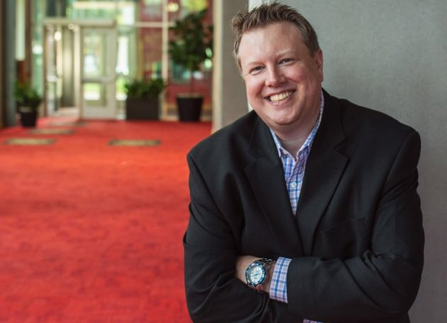 Ty Sutton Named CEO Of Victoria Theatre Association In Dayton, Ohio